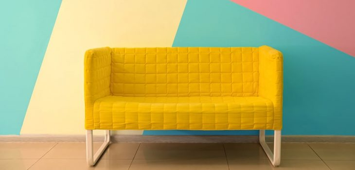 Types of sofas and couches