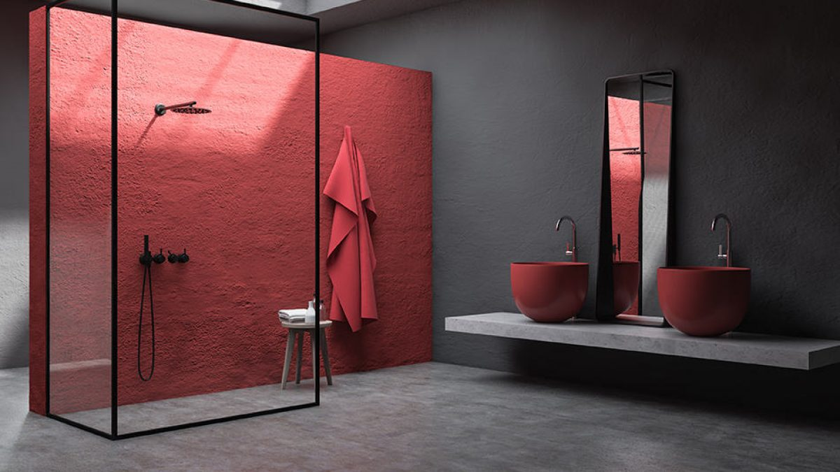 6 Creative Ideas For Concrete Bathroom Floors And Their Advantages Homenish