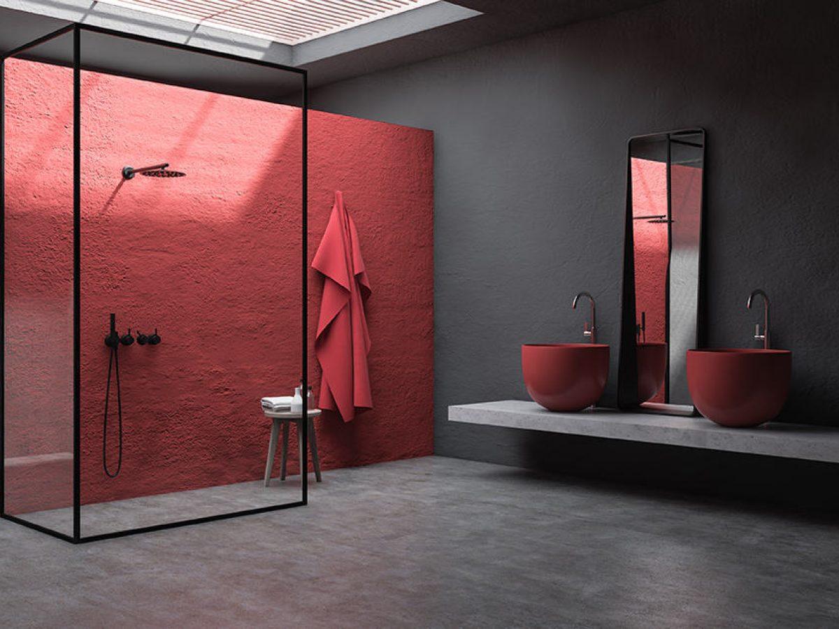 Concrete Bathroom Floors, Concrete Floor Bathroom Ideas