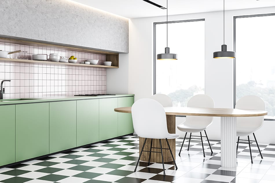 Ideas For Using Checkerboard Floor