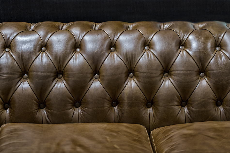Good quality Chesterfield sofa