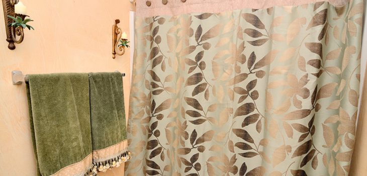 Shower Curtain Alternatives to Upgrade the Look of Your Bathroom