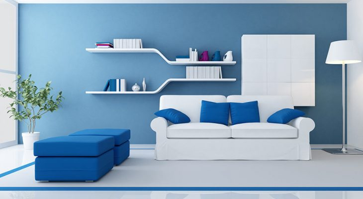 smart and stylish ways fill your living room space