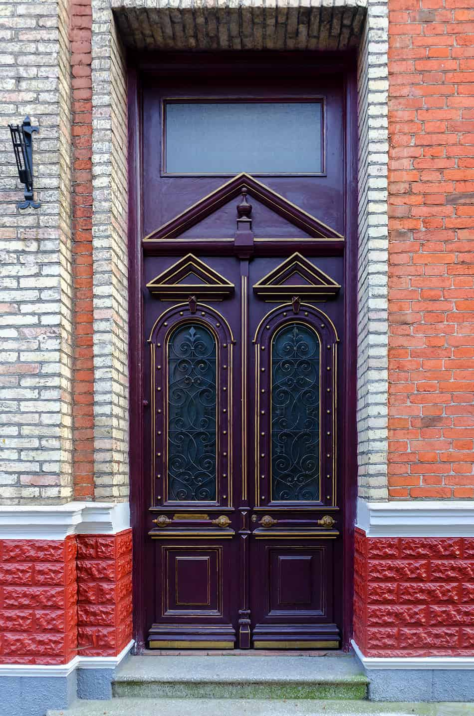 A Tall Order with Stained Glass