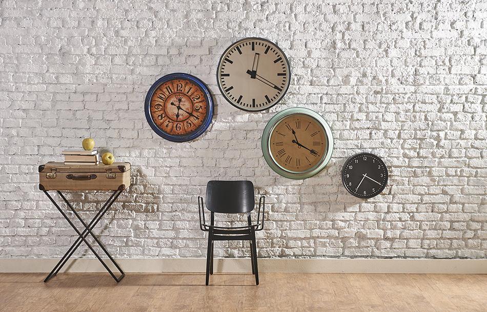 Display a world clock gallery