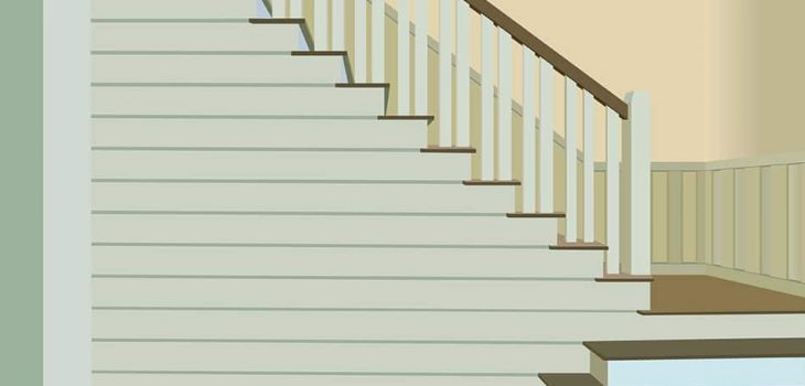 Parts of a Staircase – Definition & Understanding The Most Common Parts