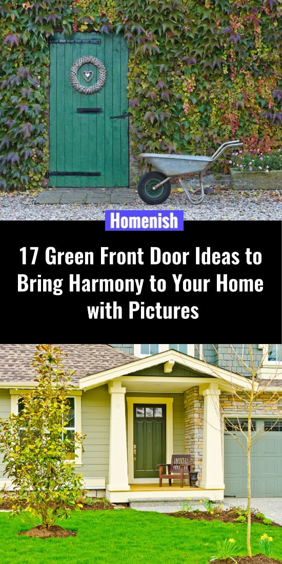 17-Green-Front-Door-Ideas-to-Bring-Harmony-to-Your-Home-with-Pictures