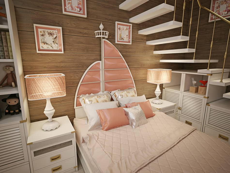 Add Girly Accent Pieces