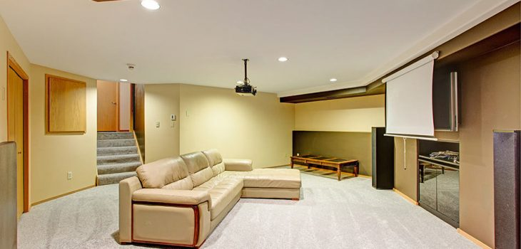 Basement Flooring Ideas