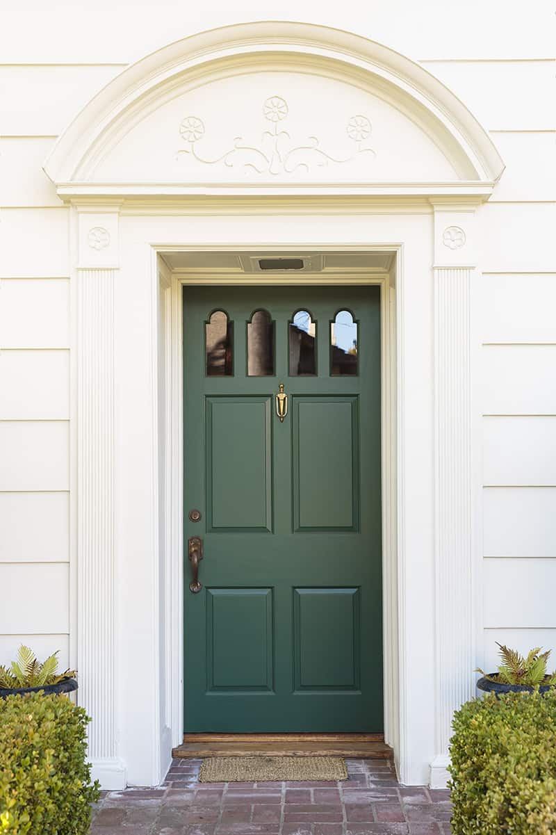 Classic Green for a Classy Home
