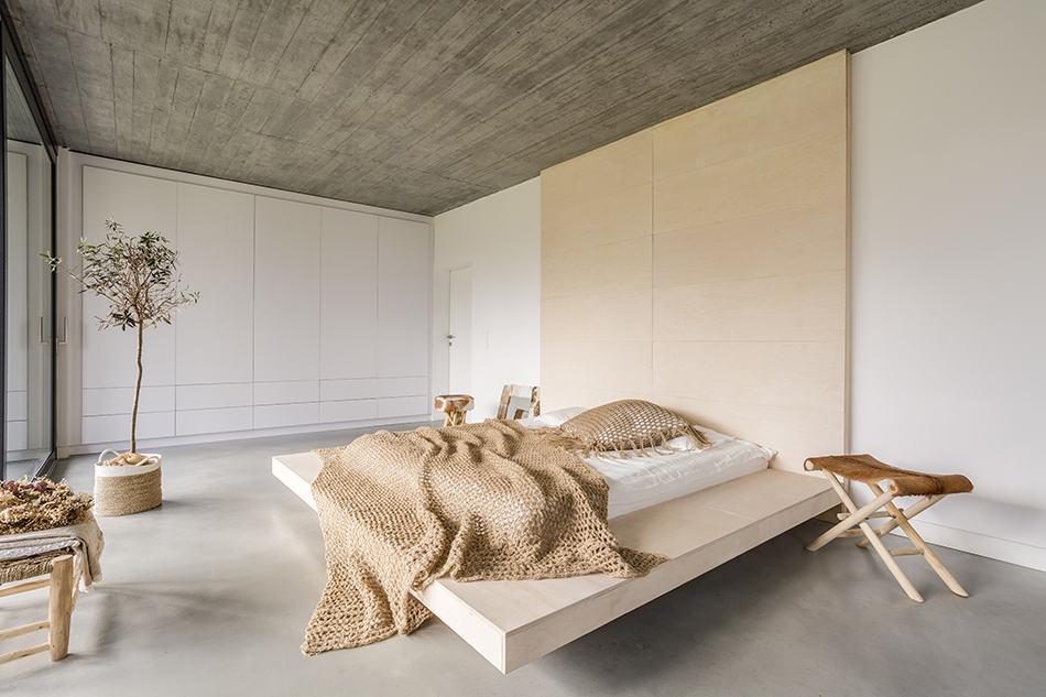 Flat Ceilings