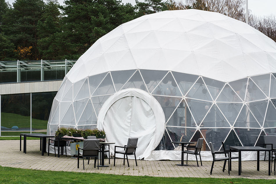 Geodesic Dome Houses