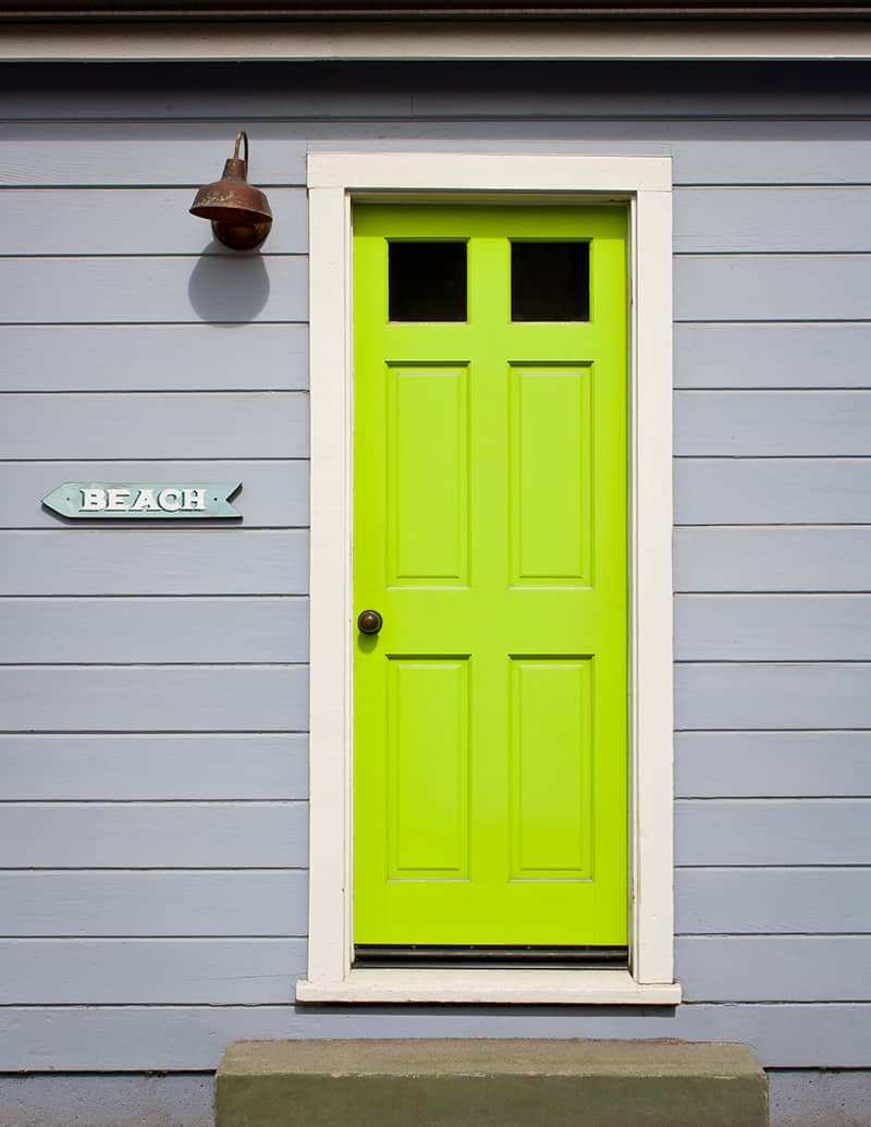 Lime Green is Hard to Resist