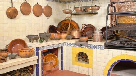 Mexican Style Kitchen Ideas