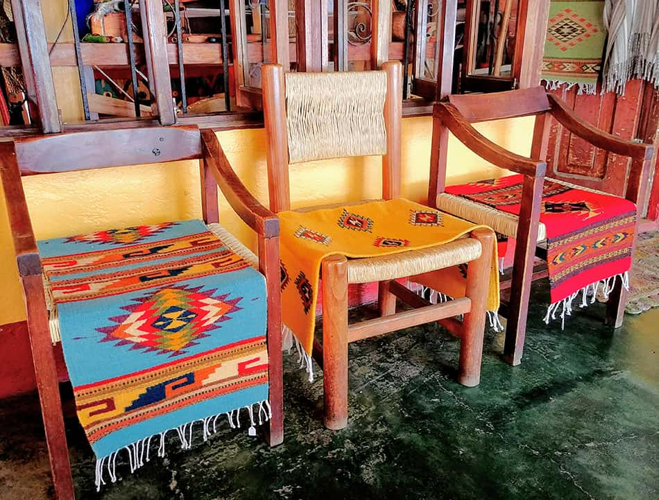 Mexican-style Furniture