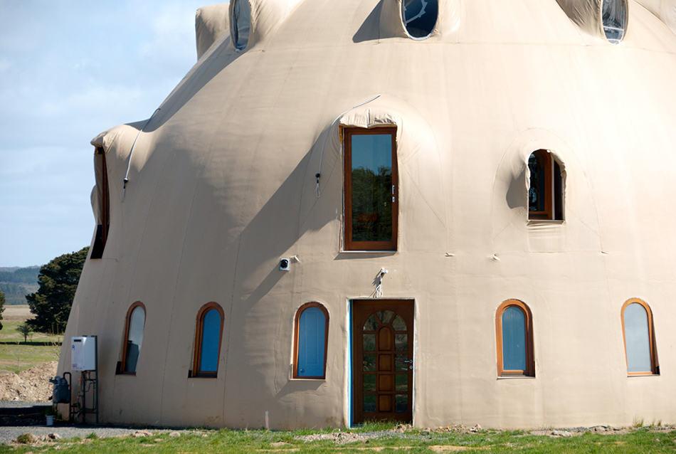Monolithic Dome Houses