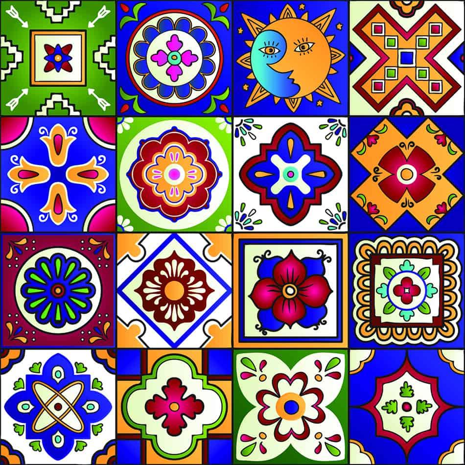 Multi-colored Worktops