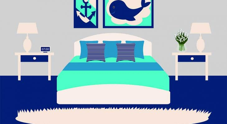 17 Nautical Bedroom Ideas to Feel Closer to the Ocean