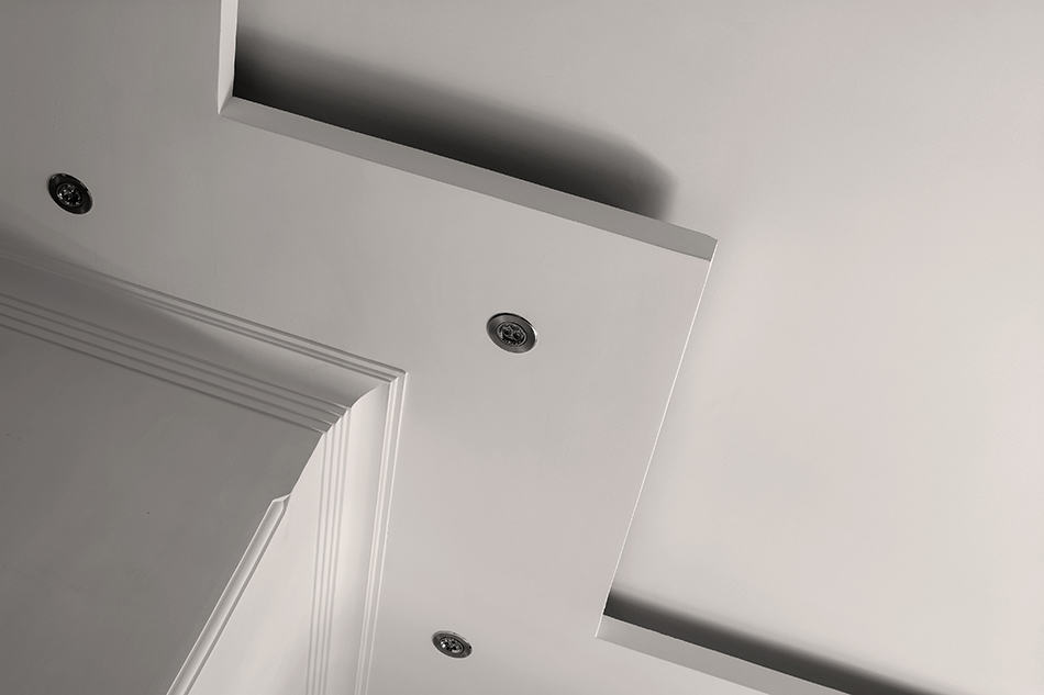 Shadow-lined Ceilings
