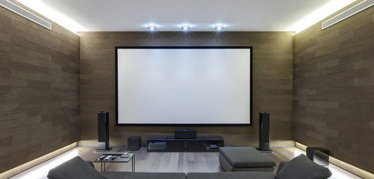 Theater Room Decor