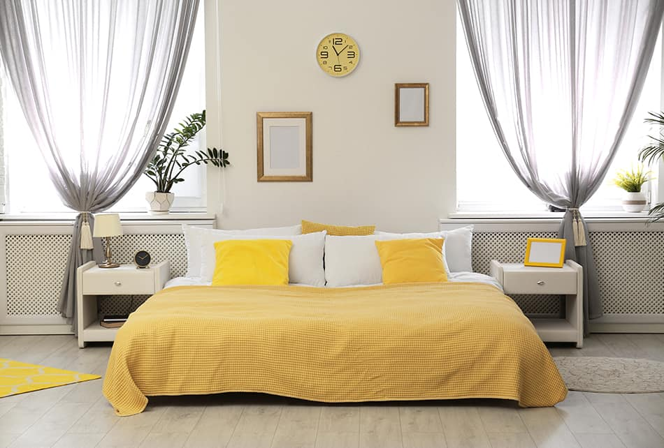 Use Yellow as an Accent Colour