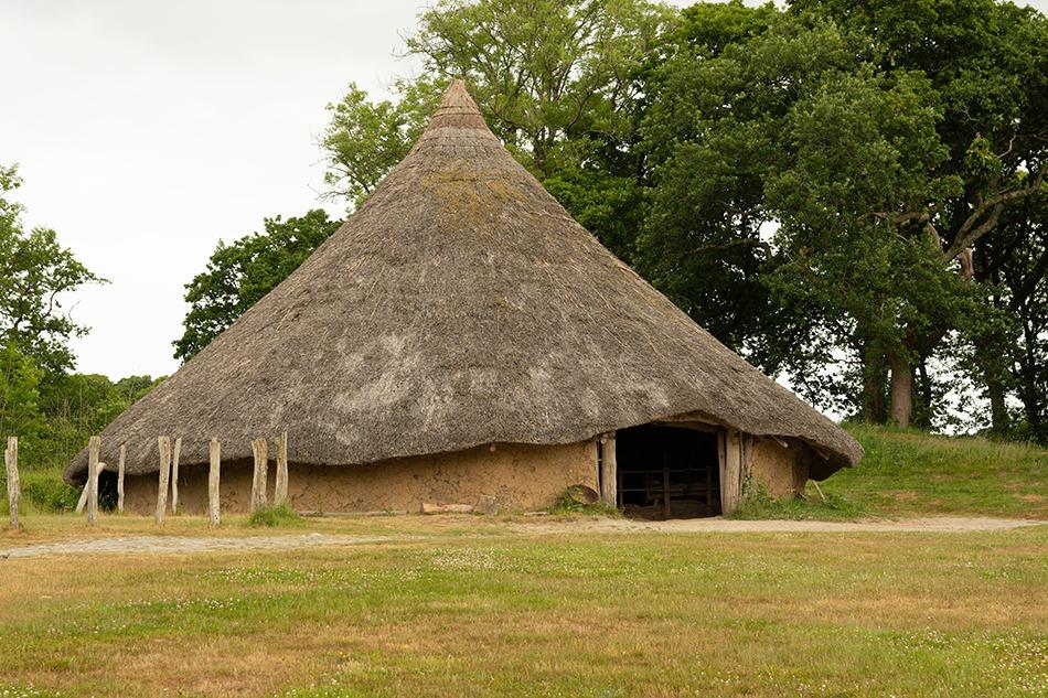 Celtic Round Houses
