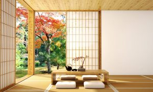 Decorate Your Interior Spaces in Japanese Style