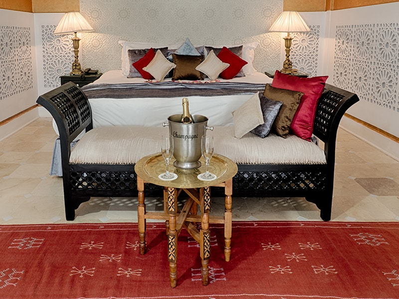 Decorating the Bedroom in Moroccan Style