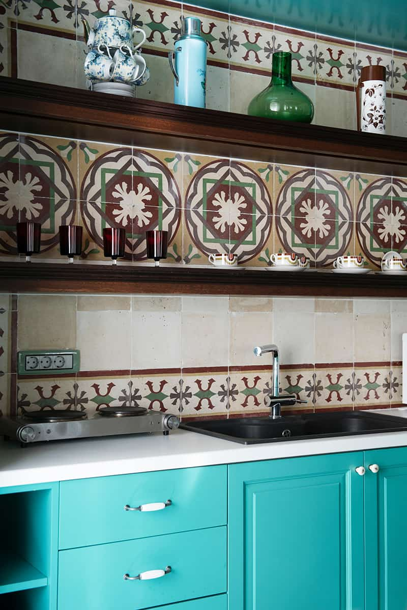 Decorating the Kitchen in Moroccan Style