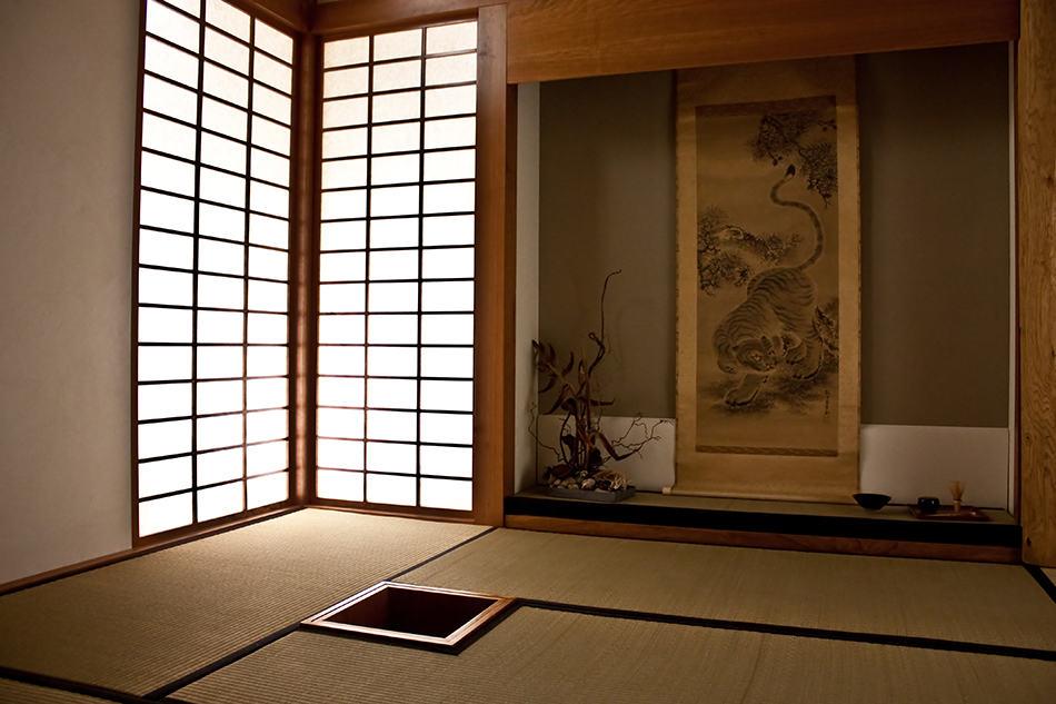 Dedicate a Space to Zen Meditating