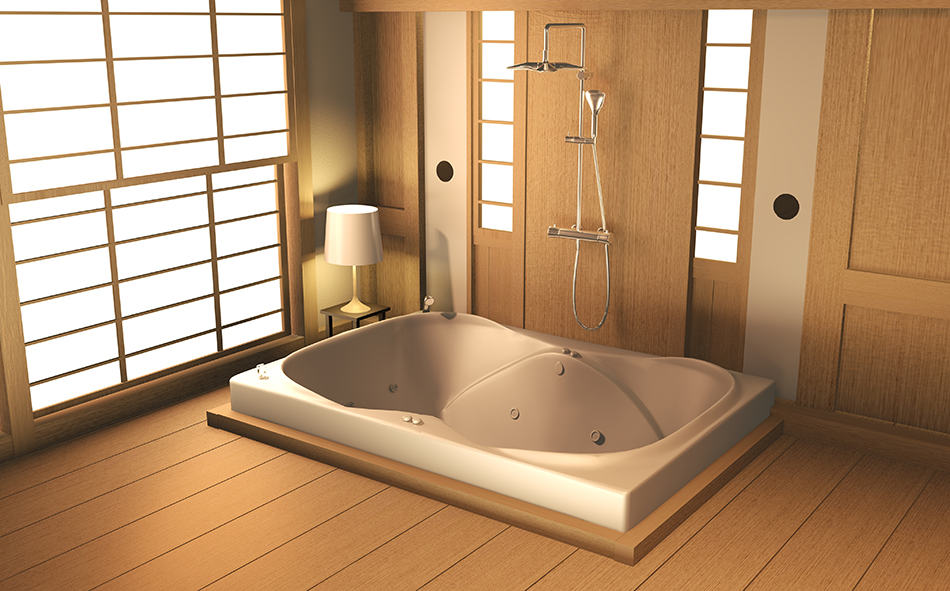 How to Decorate Your Bathroom in Japanese Style