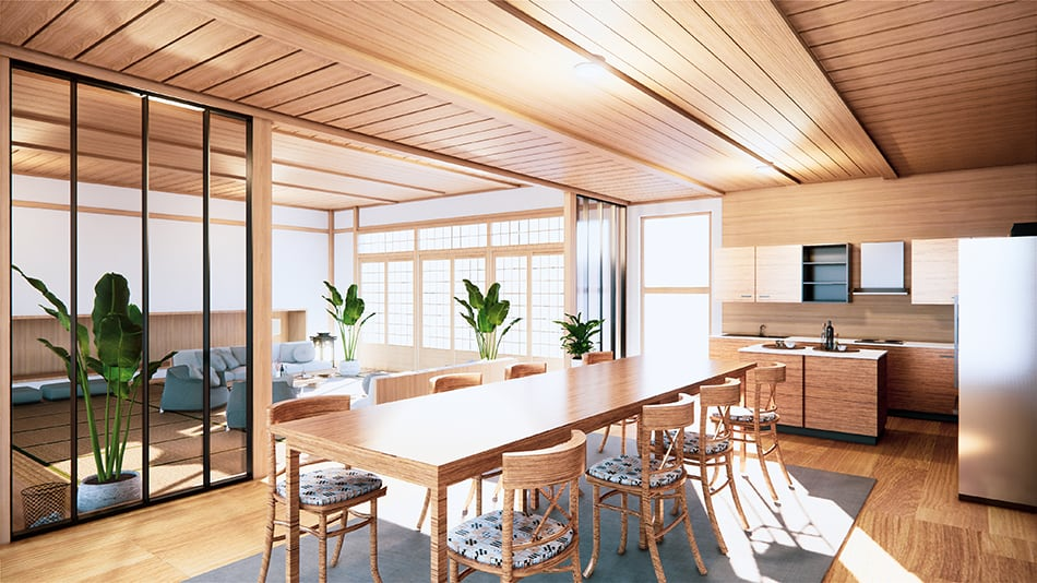 How to Decorate Your Kitchen in Japanese Style