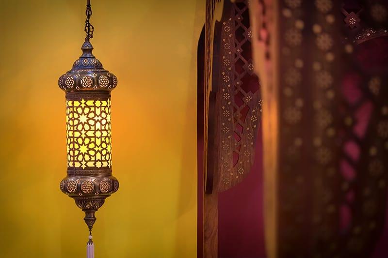 Intricately Designed Lighting