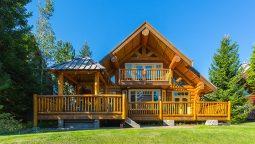 Log Style Houses