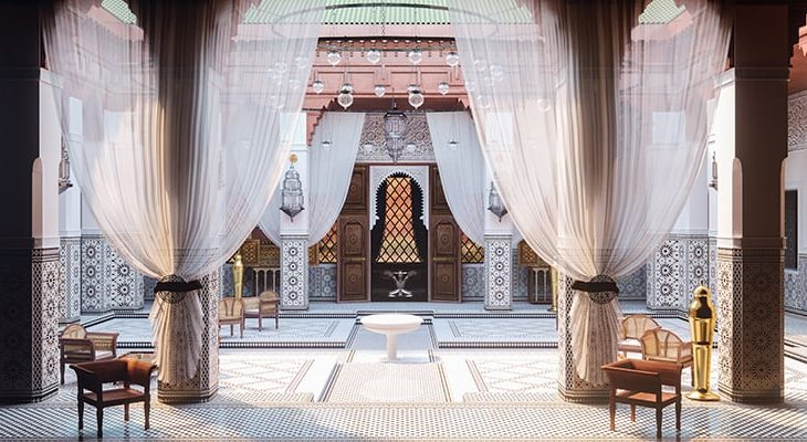 11 Moroccan Themed Rooms Decor Ideas