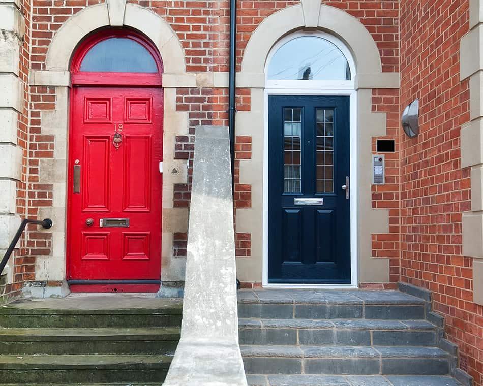 Red Door to Get Noticed