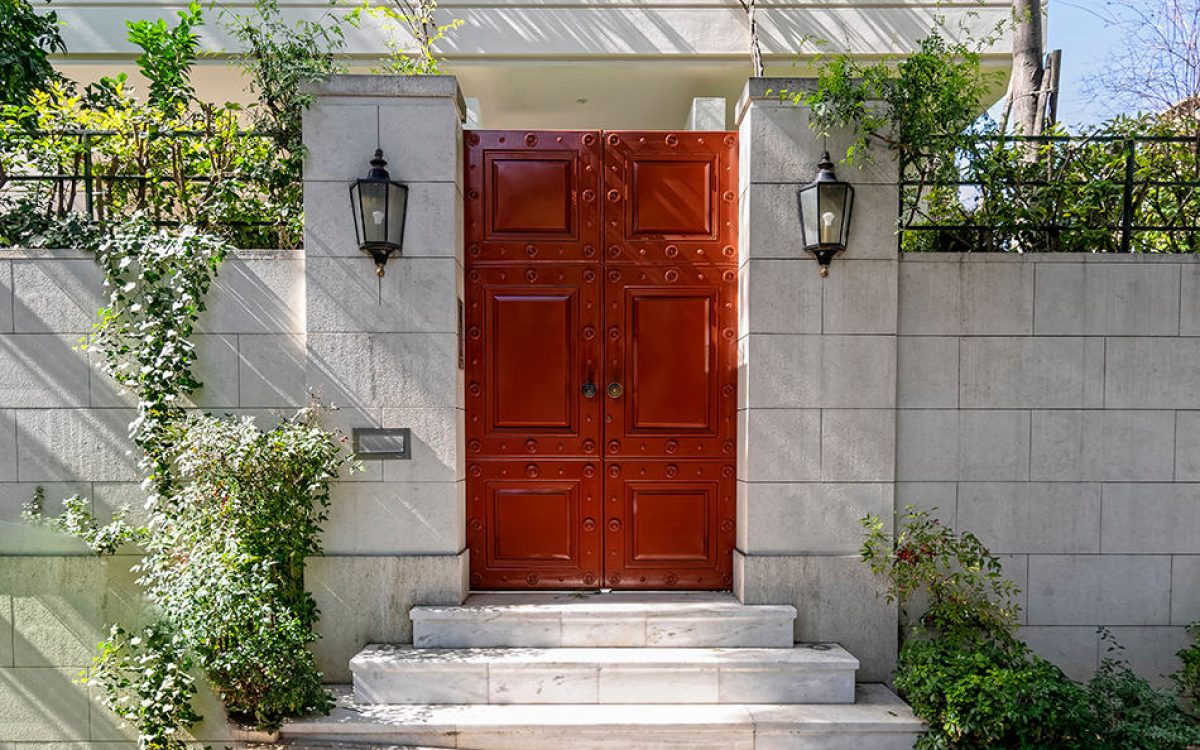 25 Red Front Door Ideas To Make An
