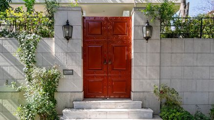 Red Front Door Ideas