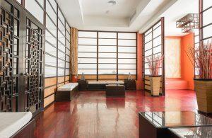 Sleek and Chic Oriental Style Room Ideas