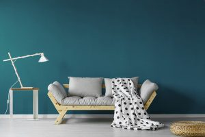 Teal Living Room Ideas for a Show of Color
