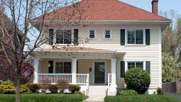 American Foursquare House