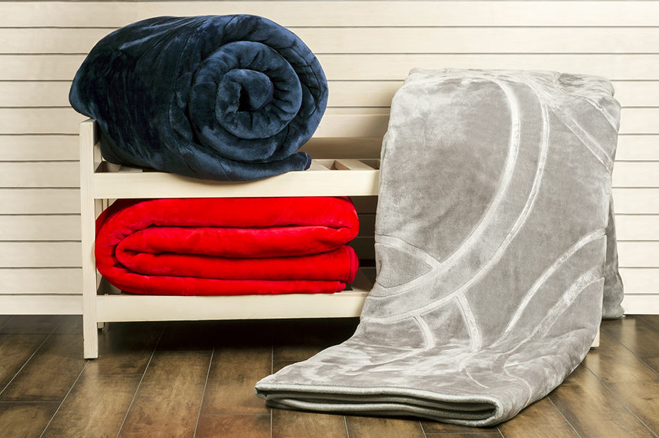Blankets are Easier to Store