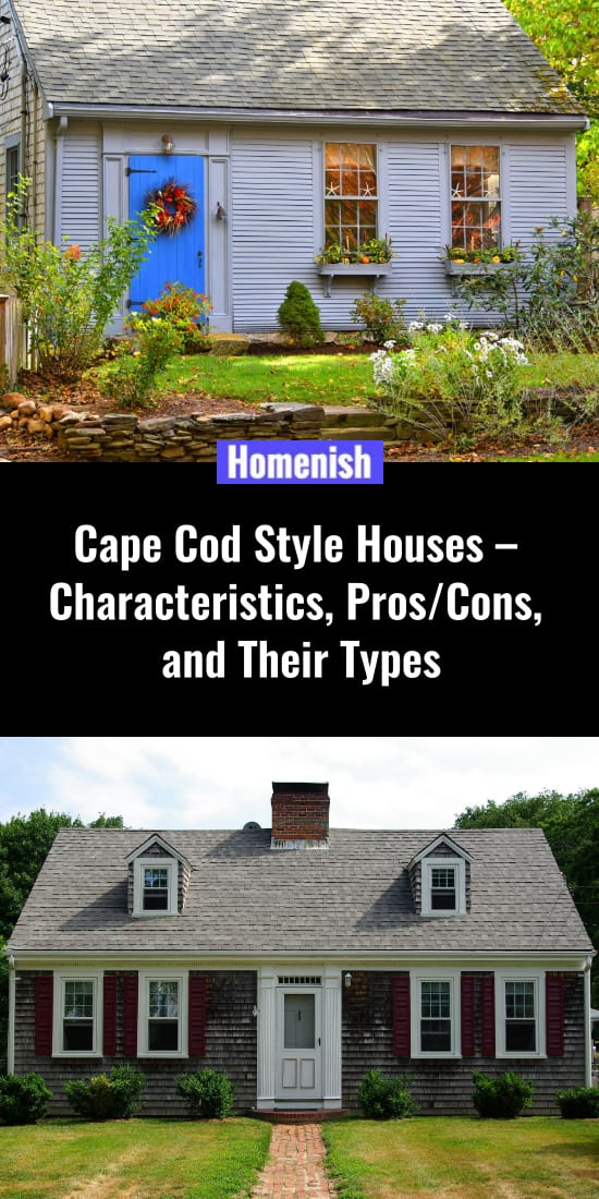 Cape Cod Style Houses – Characteristics, ProsCons, and Their Types
