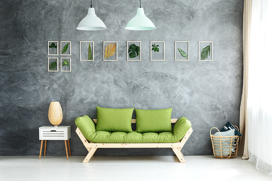 Foliage Prints or Hanging Plants