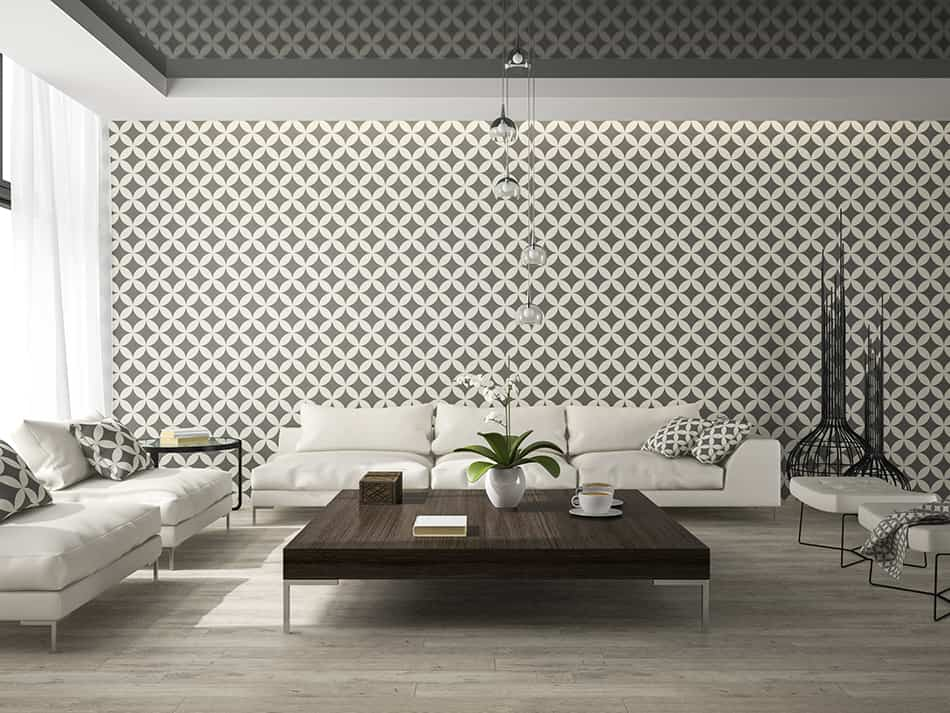 Go Big with Stylish Wallpaper