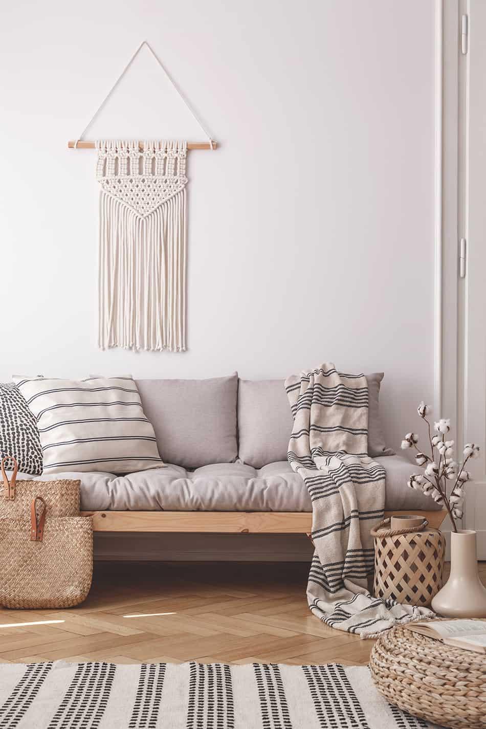 Hang a Handmade Textile