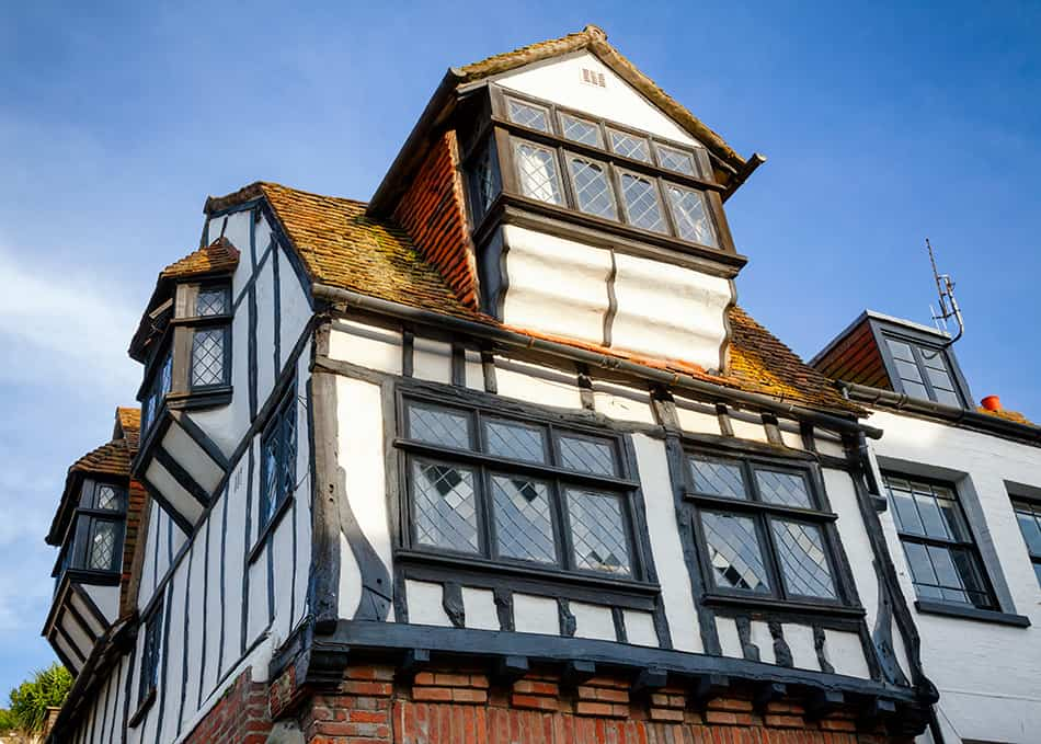 Original English Tudor