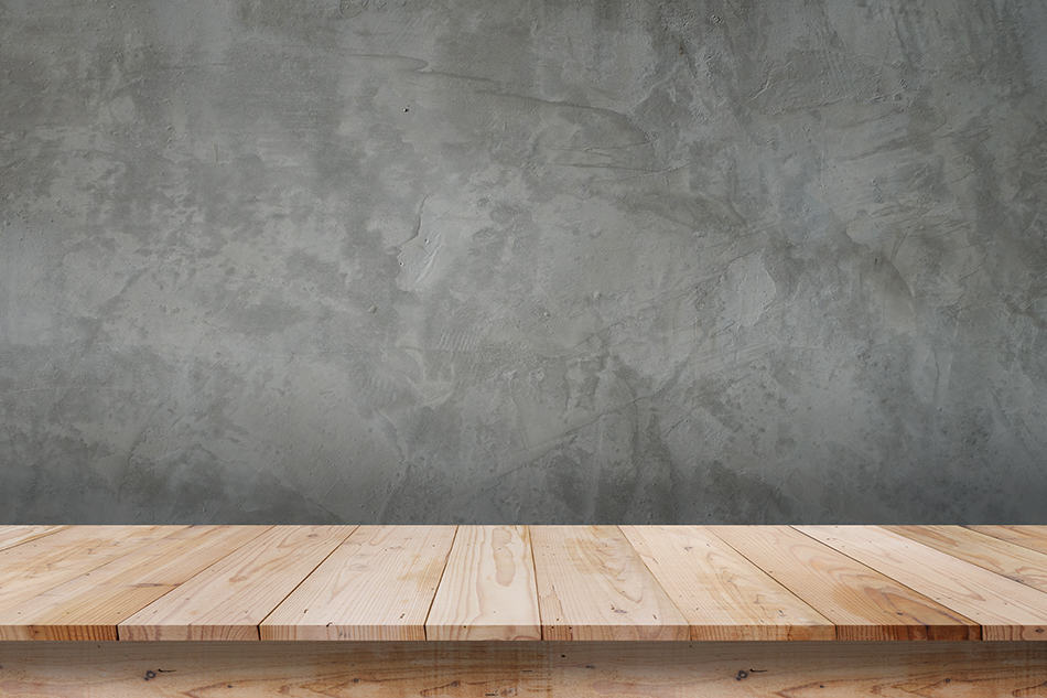 Wood and Concrete, a Match Made in Heaven