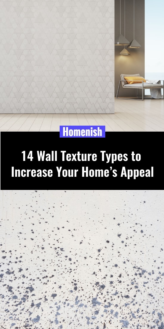 14 Wall Texture Types to Increase Your Home's Appeal