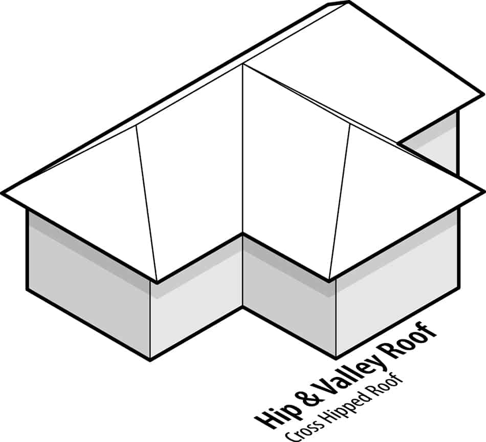 Cross Hip Roof